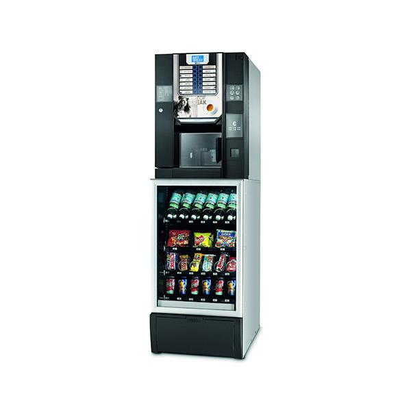 distributore automatico combinato necta brio up